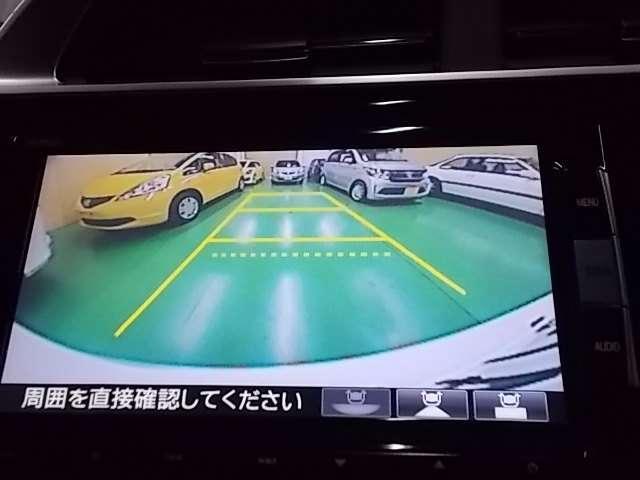 Sパッケージ ナビ リアカメラ あんしんPKG(12枚目)