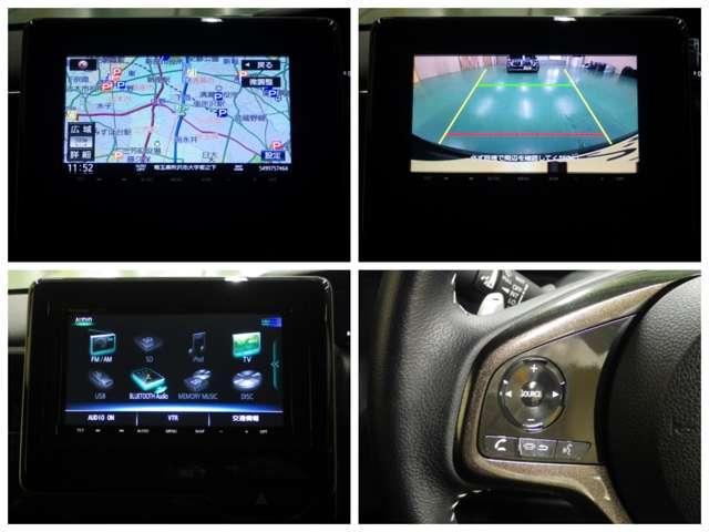 G・Lホンダセンシング ナビ リアカメラ 1オーナ 地デジ ナビTV LEDヘッドランプ ESC ベンチシート 記録簿 DVD再生 メモリナビ クルーズコントロール 盗難防止 アイドリングS ETC車載器 AC AW ABS(2枚目)