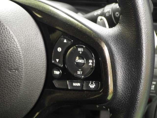 G・Lホンダセンシング ナビ リアカメラ 1オーナ 地デジ ナビTV LEDヘッドランプ ESC ベンチシート 記録簿 DVD再生 メモリナビ クルーズコントロール 盗難防止 アイドリングS ETC車載器 AC AW ABS(16枚目)