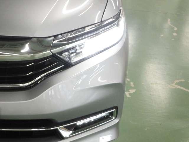 ハイブリッドZ ホンダセンシング LEDヘッドライト・コンフォートビュー クルコン シートヒータ ナビTV Bカメ フルセグTV 禁煙車 衝突軽減B キーレス メモリナビ ETC AW LEDヘッドライト スマートキー AAC(6枚目)