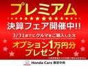 決算フェア開催中!オプション1万円分プレゼントさせて頂きます!