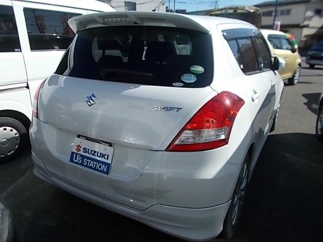 スズキ スイフト RS 2型