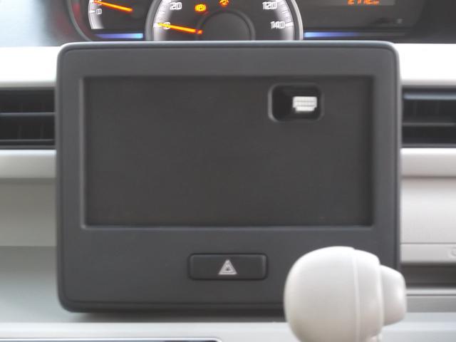 オーディオレスですが全方位モニター用カメラパッケージ車ですので対応のナビゲーションを装着すると全方位モニターがご利用いただけます。