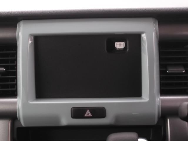オーディオレス仕様です。全方位カメラパッケージなので純正対応ナビを装着すれば全方位モニターがご利用いただけます。