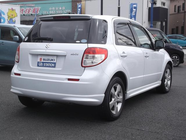 「スズキ」「SX4」「SUV・クロカン」「東京都」の中古車8