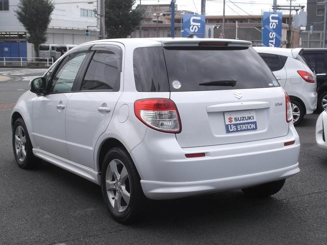 「スズキ」「SX4」「SUV・クロカン」「東京都」の中古車10