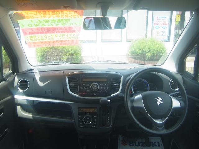 スティングレー X 4WD オーディオ付(2枚目)