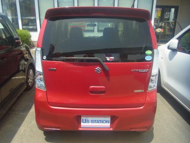 スティングレー X 4WD オーディオ付(6枚目)