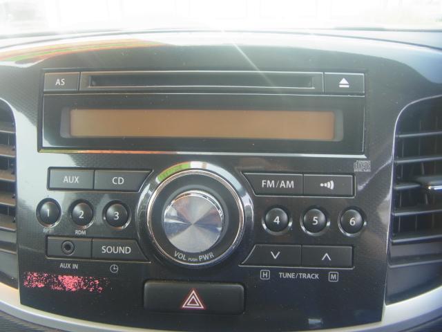 スティングレー X 4WD オーディオ付(16枚目)