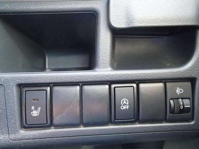 FX 4型 オーディオ 運転席シートヒーター(12枚目)