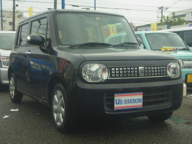「スズキ」「アルトラパン」「軽自動車」「東京都」の中古車4
