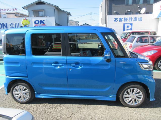 「スズキ」「スペーシアカスタム」「コンパクトカー」「東京都」の中古車5