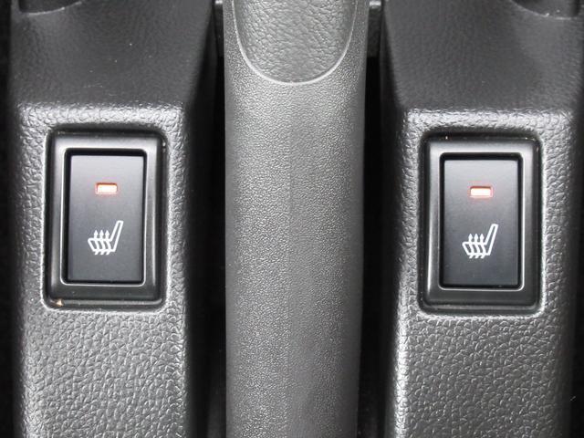 XRリミテッド 衝突軽減システム デモカー シートヒーター(19枚目)