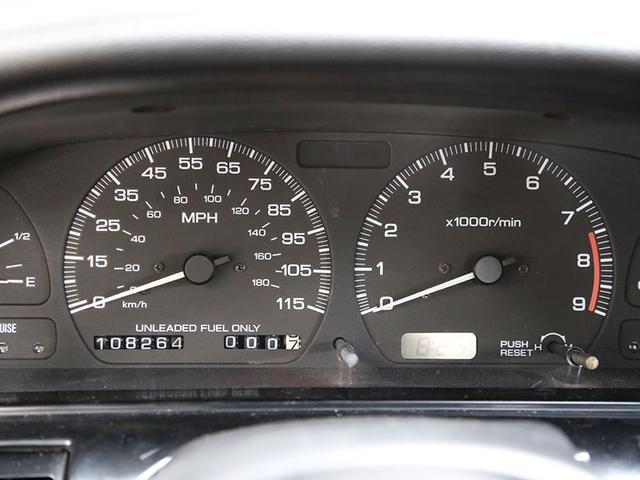 米国日産 米国日産 240SX 逆輸入車 SR換装公認済
