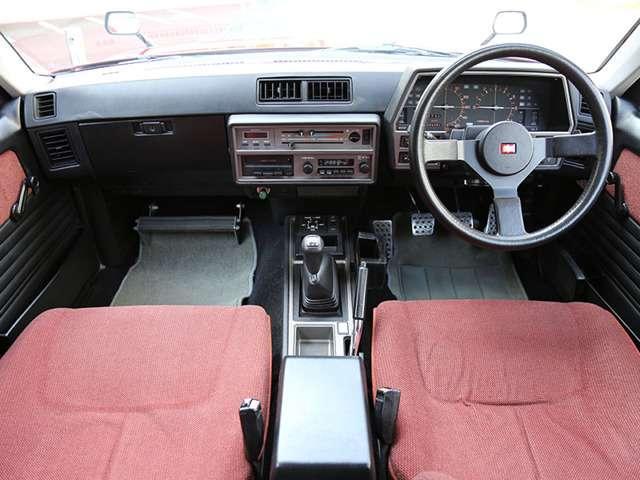 日産 スカイライン GT-ESターボ 2デイズ出展車両