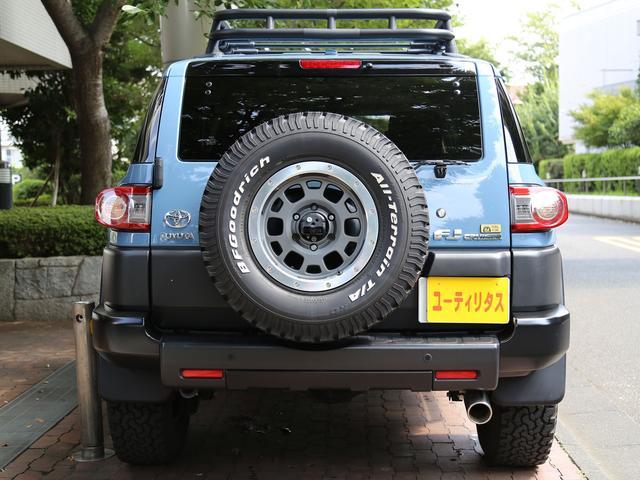 「その他」「FJクルーザー」「SUV・クロカン」「東京都」の中古車11