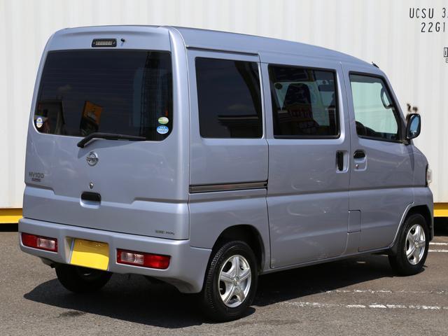 「日産」「NV100クリッパーバン」「軽自動車」「東京都」の中古車4