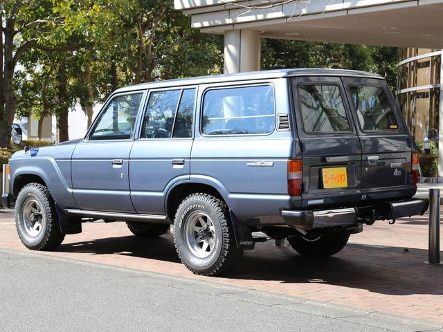 「トヨタ」「ランドクルーザー60」「SUV・クロカン」「東京都」の中古車4