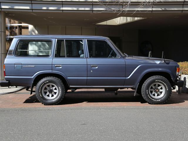 「トヨタ」「ランドクルーザー60」「SUV・クロカン」「東京都」の中古車12