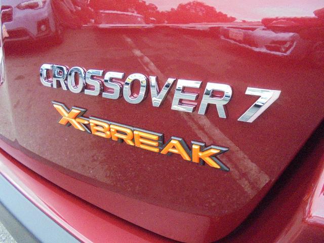 スバル エクシーガクロスオーバー7 X-ブレイク 専用アルミ 登録済未使用車