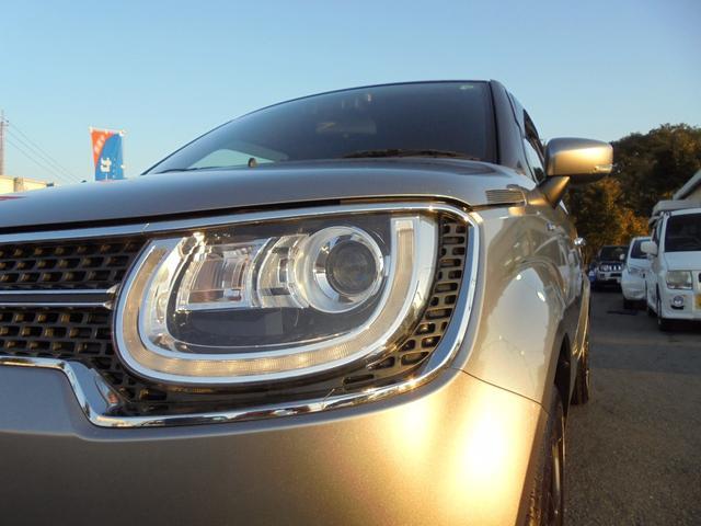スズキ イグニス ハイブリッドMZ 4WDモデル セーフティパッケージ
