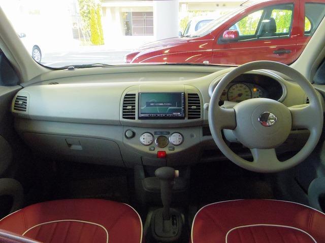 ミツオカ ビュート 12LXメイクアップ車特別塗装色本革調シートカバー