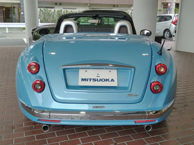 「ミツオカ」「ヒミコ」「オープンカー」「東京都」の中古車3