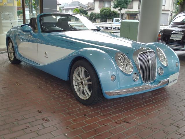 「ミツオカ」「ヒミコ」「オープンカー」「東京都」の中古車6