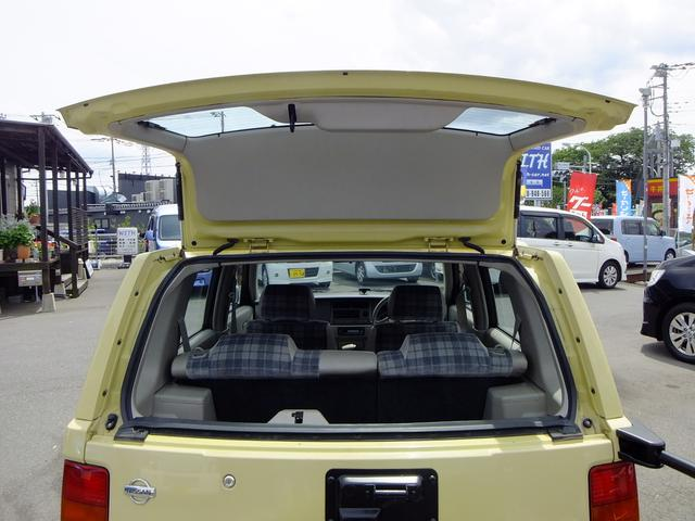 「日産」「ラシーン」「SUV・クロカン」「東京都」の中古車30