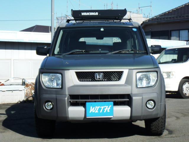 「ホンダ」「エレメント」「SUV・クロカン」「東京都」の中古車5