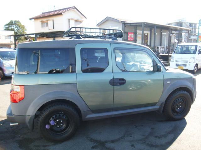 「ホンダ」「エレメント」「SUV・クロカン」「東京都」の中古車10
