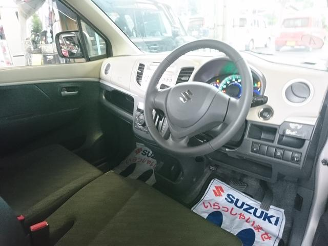 FXリミテッド4WD アイドリングストップ プッシュスタート(14枚目)