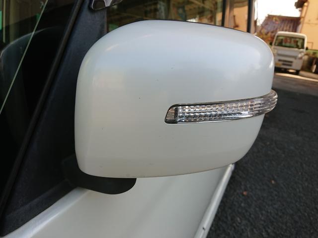 LEDサイドターンランプ付リモート格納ドアミラー