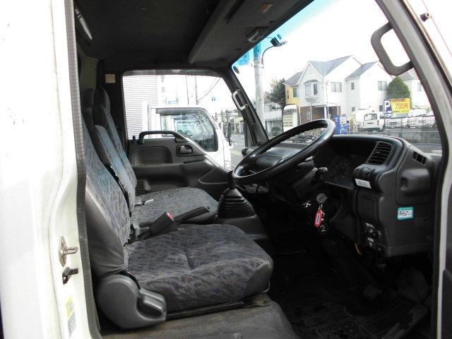 いすゞ エルフトラック 3トン幌ウィング