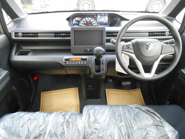 届出済み未使用車 ワゴンR ハイブリッド FZセーフティパッケージ装着車 特別有料色