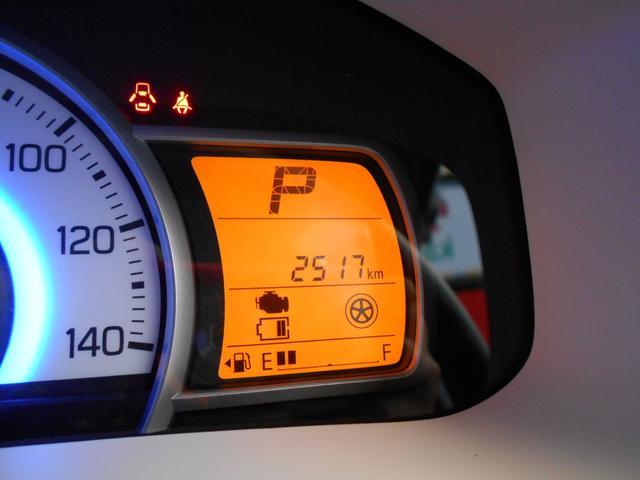 L レーダーブレーキ装着車 走行2600km(17枚目)