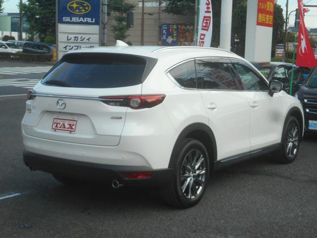 「マツダ」「CX-8」「SUV・クロカン」「東京都」の中古車5