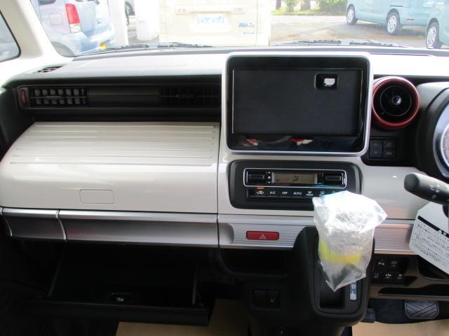 オーディオレス車両ですのでお好きな機種のカーナビ・オーディオがお選びいただけます★