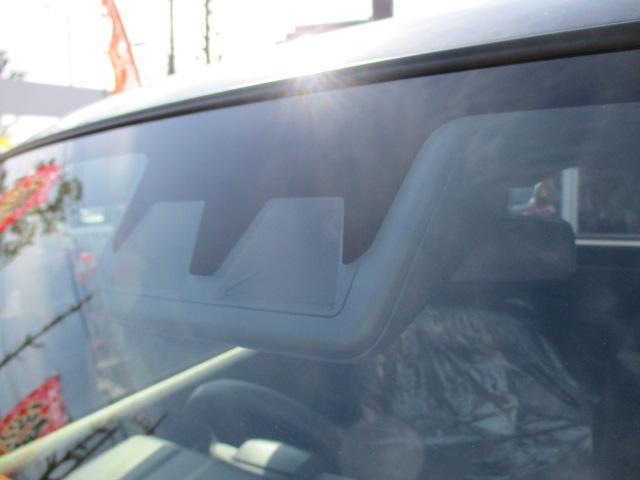 G ガラスルーフ・フードガーニッシュ(メッキ)付・ルーフレール・アイドリングストップ・スマートキー・プッシュスタート・前席シートヒーター・革巻きステアリング・ステリモ・15インチAW・届出済み未使用車(7枚目)