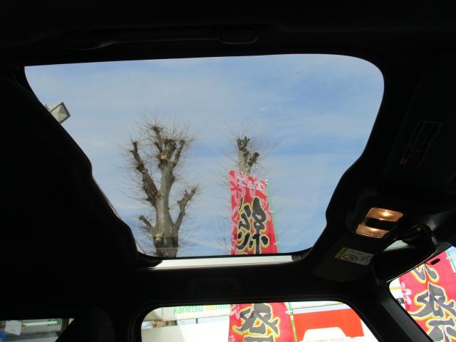 ガラスルーフ付き!軽自動車では珍しい★