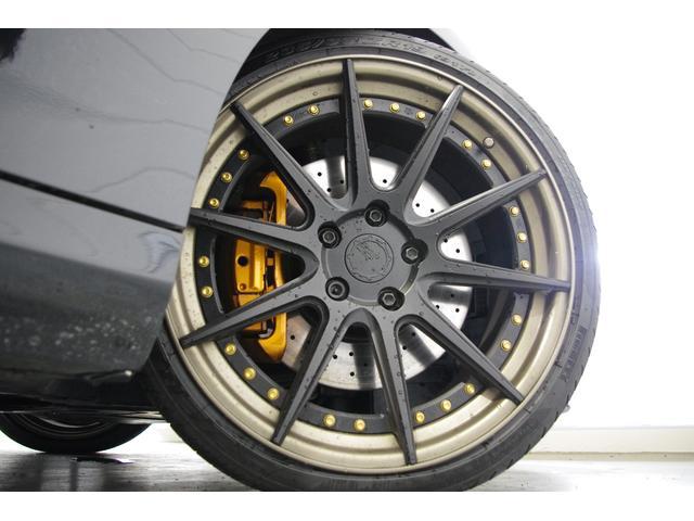 『BCフォージド』19インチAW!タイヤはピレリ・ピーゼロを装着!