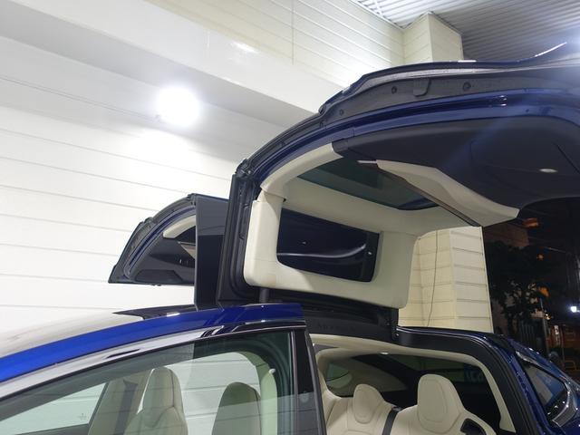 「テスラ」「モデルX」「SUV・クロカン」「東京都」の中古車29