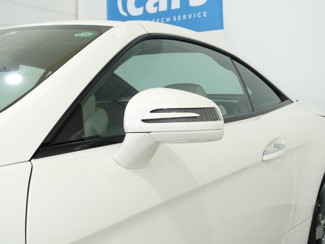 SL400 禁煙車 メルセデスケア付き レーダーセーフティPKG パノラミックバリオルーフ AMGスタイリングPKG ナッパレザーシート メモリー付パワーシート 純正HDDナビ・フルセグ ダイヤモンドホワイト(5枚目)