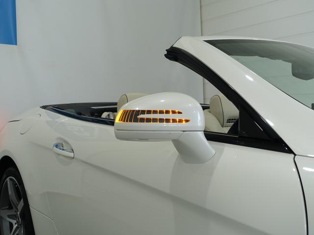 SL400 禁煙車 メルセデスケア付き レーダーセーフティPKG パノラミックバリオルーフ AMGスタイリングPKG ナッパレザーシート メモリー付パワーシート 純正HDDナビ・フルセグ ダイヤモンドホワイト(19枚目)