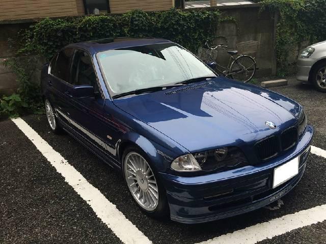 BMWアルピナ アルピナ B3 3.3リムジン スイッチトロニック 新品タイヤ