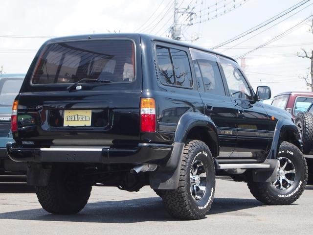 VX-LTD 3インチアップ 新品タイヤ MKWアルミ(3枚目)
