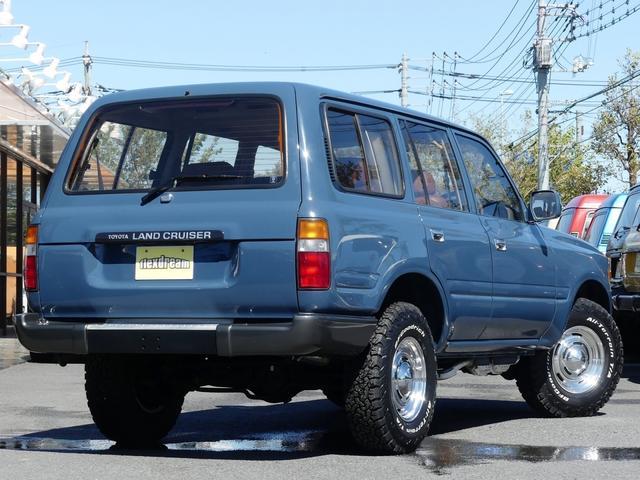 トヨタ ランドクルーザー80 VX-LTD 最終型 FD-classic丸目内外装カスタム