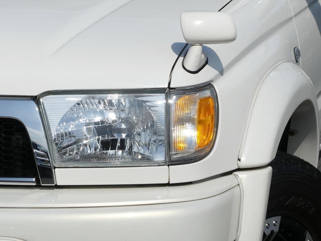 SSR-V4WD カスタムグリル アルミ 背面タイヤレス(8枚目)
