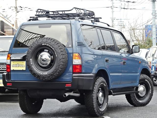 TX4WD 丸目換装 新品タイヤセット ペンドルトンシート(3枚目)