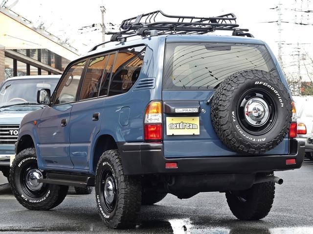 TX4WD 丸目換装 新品タイヤセット ペンドルトンシート(4枚目)